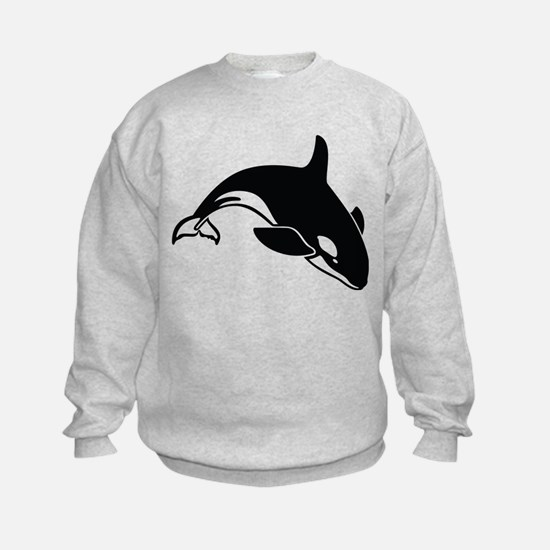 Killer Whale Jumper Sweater