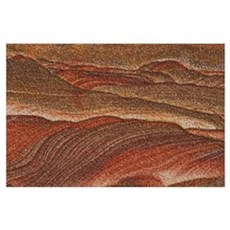 Sandstone Layers Poster