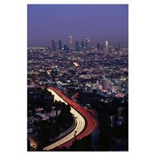 Hollywood Freeway Los Angeles CA