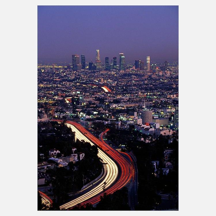 Hollywood Freeway Los Angeles CA