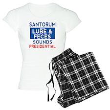 Essence of Santorum Pajamas