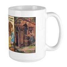 Once Upon a Time Fairy Tales Mug