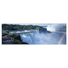 Niagara Falls NY Poster