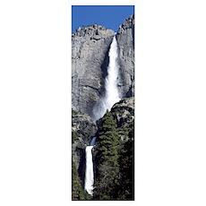 Yosemite National Park CA Poster