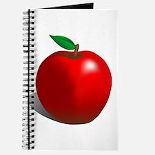 Red Apple Fruit Journal