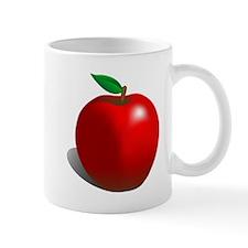 Red Apple Fruit Mug