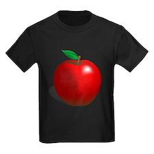 Red Apple Fruit T