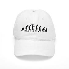 De-Evolution Baseball Cap