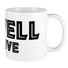 Lowell Native Mug