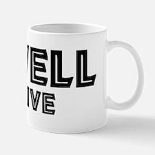 Lowell Native Mug