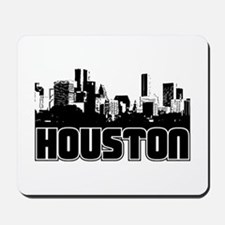 Houston Skyline Mousepad