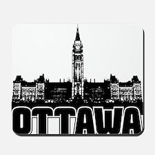 Ottawa Skyline Mousepad