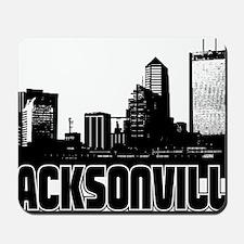 Jacksonville Skyline Mousepad