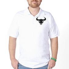Bull Skeleton T-Shirt