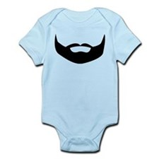 Beard Infant Bodysuit