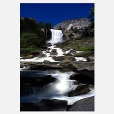 California, Yosemite Park, Vernal Falls