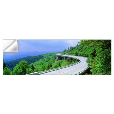 North Carolina, Blue Ridge Parkway Wall Decal