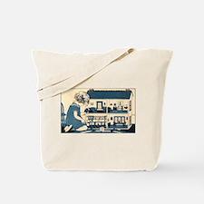 Dollhouse Decorator Tote Bag
