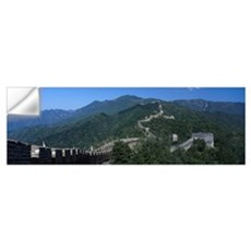 Great Wall of China Mutianyu China Wall Decal