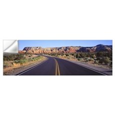 Route 84 Abiquiu NM Wall Decal
