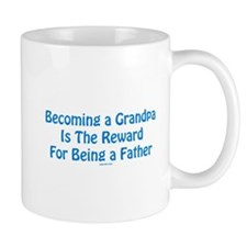 Becoming a Grandpa Mug