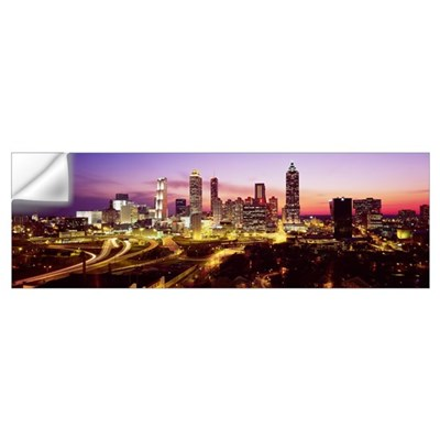 Atlanta GA Wall Decal