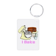 I Bake Keychains