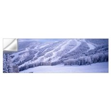 Steamboat Ski Area in the Rocky Mountains Steamboa Wall Decal