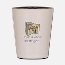 The Fridge Shot Glass