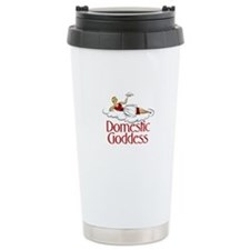 Domestic Goddess Travel Mug