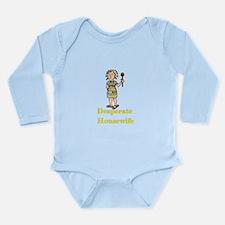 Desperate Housewife Long Sleeve Infant Bodysuit