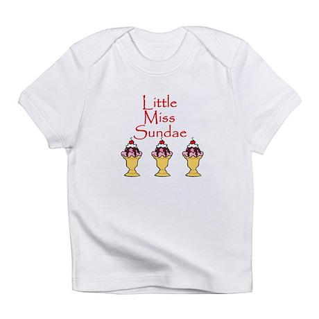 Little Miss Sundae Infant T-Shirt