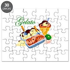Gelato Puzzle