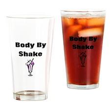 Body by Shake Drinking Glass