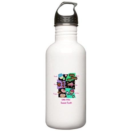 Little Miss Sweet tooth Stainless Water Bottle 1.0