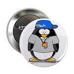 Coach penguin Button