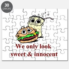 Sweet and Innocent Puzzle