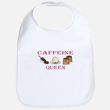 Caffeine Queen Bib
