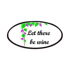 Let there be Wine Patches