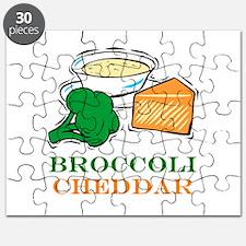 Broccoli Cheddar Soup Puzzle