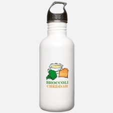 Broccoli Cheddar Soup Water Bottle