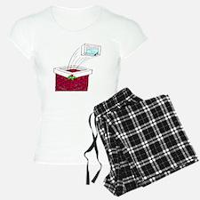 Fruitcake Toss Pajamas