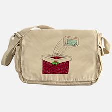 Fruitcake Toss Messenger Bag