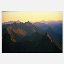 Harris Mountains New Zealand