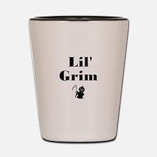 Lil' Grim Shot Glass