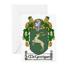 McGettigan Coat of Arms Cards (Pk of 10)