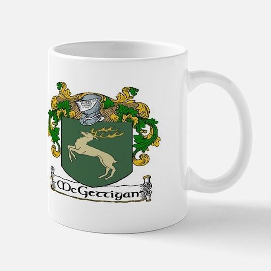McGettigan Coat of Arms Mug