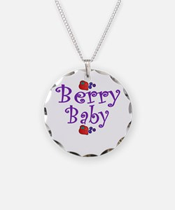 Berry Baby Necklace
