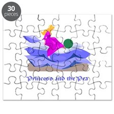 Princess and the pea Puzzle
