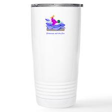 Princess and the pea Travel Mug